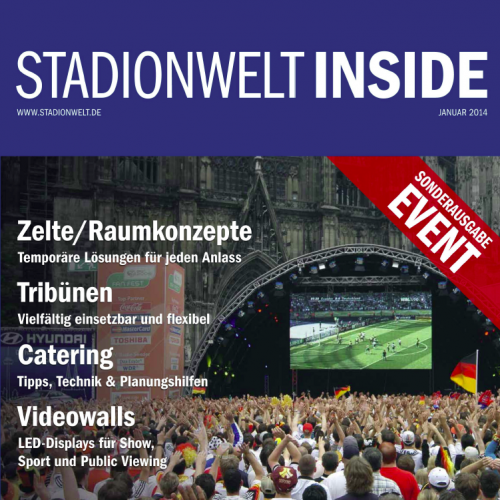 Interview in Stadionwelt INSIDE