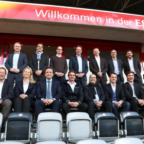 2bdifferent zusammen mit Borussia Dortmund und dem  1. FC Köln für den Marketing-OSCAR des Sports nominiert!