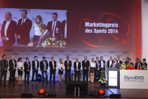 Marketingpreis des Sports 2014
