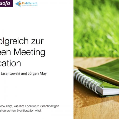 Neues eBook: Erfolgreich zur Green Meeting Location!