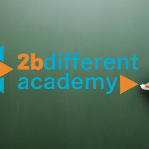 Startschuss für die 2bdifferent-Academy